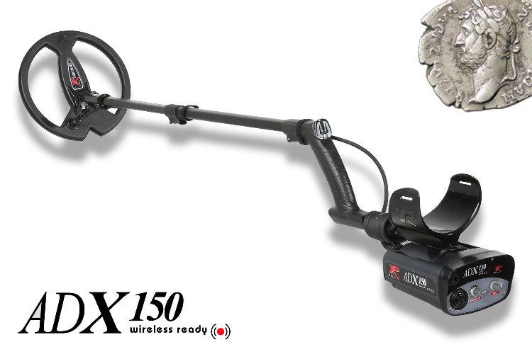 Metalldetektor ADX 150 Deutsche Pro Version